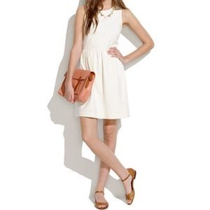 ✨ Madewell white afternoon dress ✨